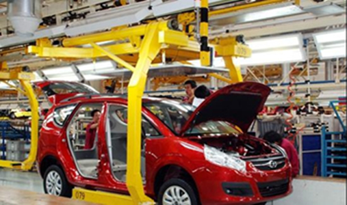 汽车的制造过程-汽车维修