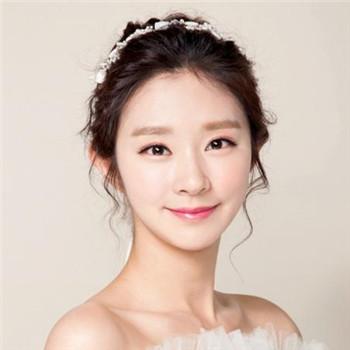2018新娘韩式发型图片展示图片