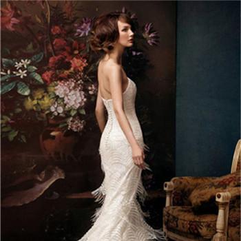 个性创意彩妆新娘造型 打造完美新娘图片