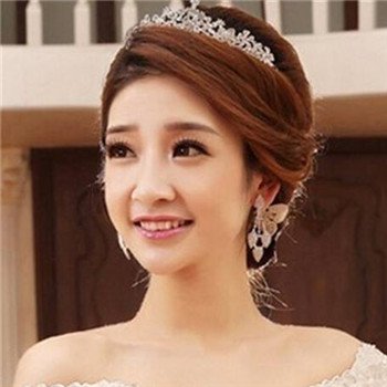 时尚流行的新娘发型推荐 2018新娘造型怎么选图片